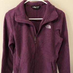 Purple Women's North Face Fleece